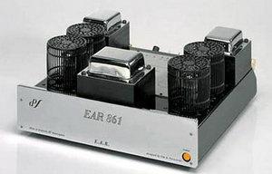 EAR 861 rörslutsteg - Triod