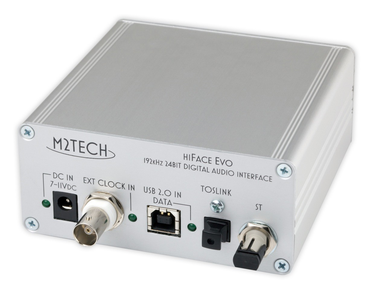 m2tech hiFace Evo - USB interface - Akkelis Audio