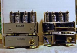 Audiospace Mini-9 monoblock - Beg