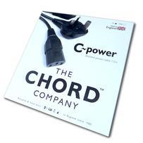 Chord C-power nätkabel