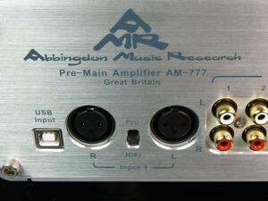 AMR AM-777 SE