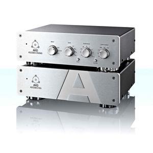 AVID Pulsare II RIAA-förstärkare