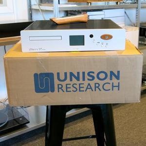 Unison Research Unico CD Primo CD-spelare, beg