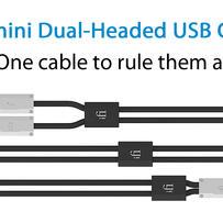 iFi - Gemini USB kabel - 70 cm