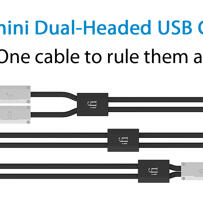 iFi - Gemini USB kabel - 150 cm