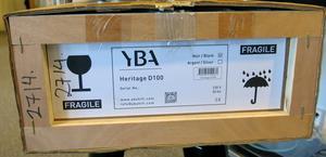 YBA Heritage D100 - DAC för PCM & DSD, beg