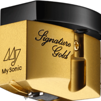 My Sonic Lab Signature Gold Phono Cartridge