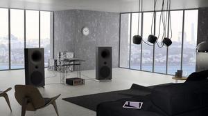 Avantgarde Acoustic Zero XD TA -  Halvaktiv