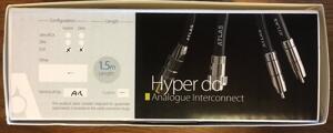 Atlas Cables Hyper dd XLR-kabel 1.5 meter, beg