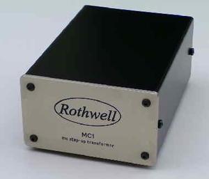 Rothwell MC1 step-up trafo