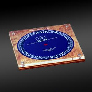 JR Audio - Stroboskopskiva för varvtalsmätning