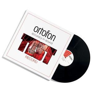 Ortofon Stereo Test LP