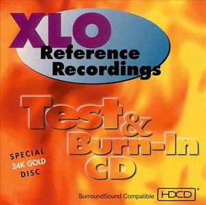 XLO och Reference Recordings Test and Burn in CD