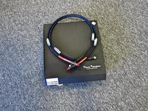 Black Rhodium Aria DCT++ RCA 2*1 m - Demoex