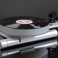 Soulines Elgar DCX Skivspelare