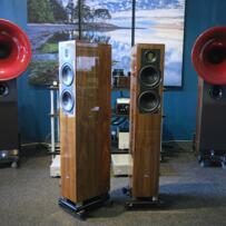 ELAC FS 407 - Beg högtalare