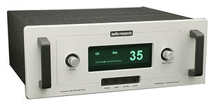 Audio Reseach Reference 3 - Beg försteg (på väg in)