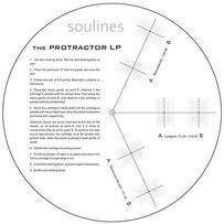 Soulines L702 Skivmatta/Protraktorkit